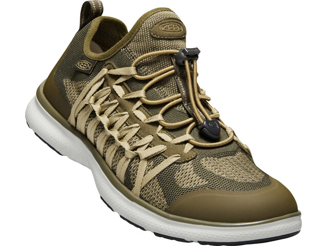 Keen Uneek Exo Shoes Men Dark Olive/Antique Brass